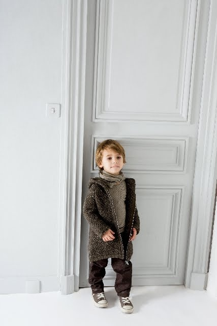 """more from """"Lili & the Funky Boys"""" clothing - dear lord, please let my child be as cute and fashionable as this kid."""