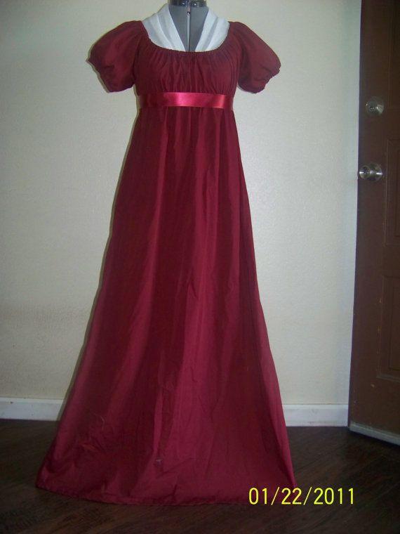 Regency style dresses uk cheap