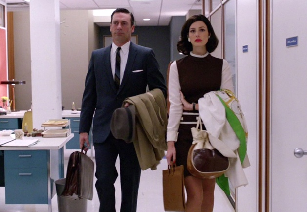 The impossibly chic Drapers: Mad Men Don, Mens Style, Style Inspiration, Vintage Inspirations, Mad Style, Chic Drapers, Men'S Style, Mad Men Styles, Men Season