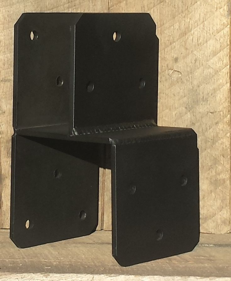 Post To Girder Bracket For The Home Yard And Garden
