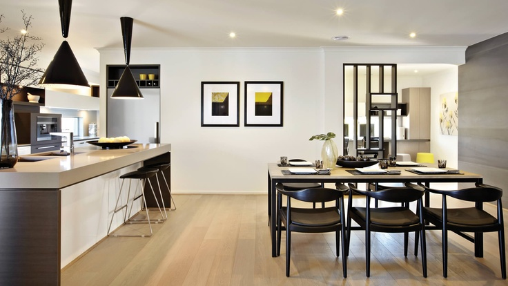 Meridian dining, kitchen