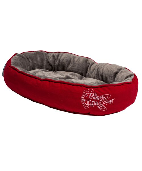 ROGZ SNUG PODZ - TANGO FISHBONE (CAT BED). Available from www.nuzzle.co.za