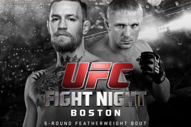 Check out the UFC Fight Night 59 start times, TV schedule and fight card below, followed by a video show. Conor McGregor vs Dustin Poirier full fight video