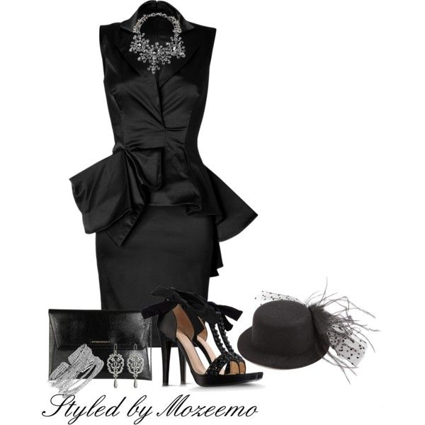 """""""Royal Ascot Outfit!"""" by mozeemo on Polyvore"""