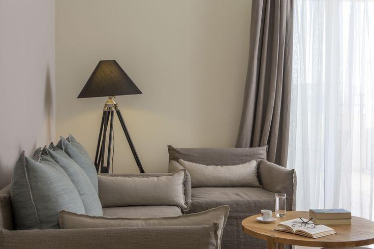 Enjoy moments of relaxation at our Presidential Suite! #CivitelAttik #AthensHotels