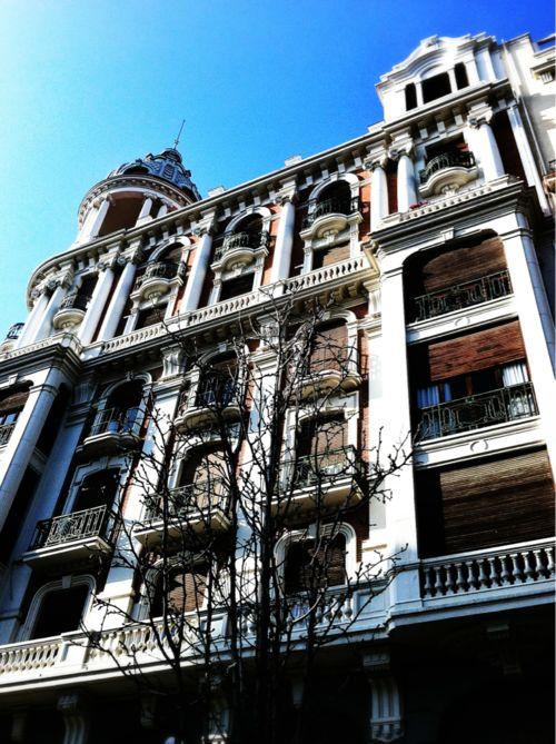 Edificio Cerda en Murcia (Spain)