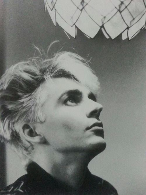 "obsessive-fascination: "" Nick Rhodes, 1987. """