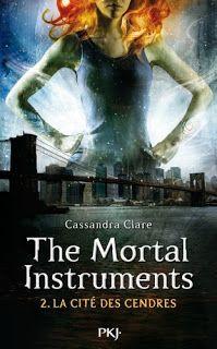 Le blog de Ptitelfe: The Mortal instruments 2 : La cité des cendres, de...