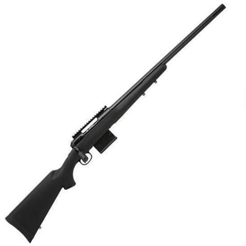 Savage Model 10 FCP-SR Bolt Action Rifle .308 Win 24 Barrel 10 Rounds Synthetic Stock Matte Black 22441 - 011356224415