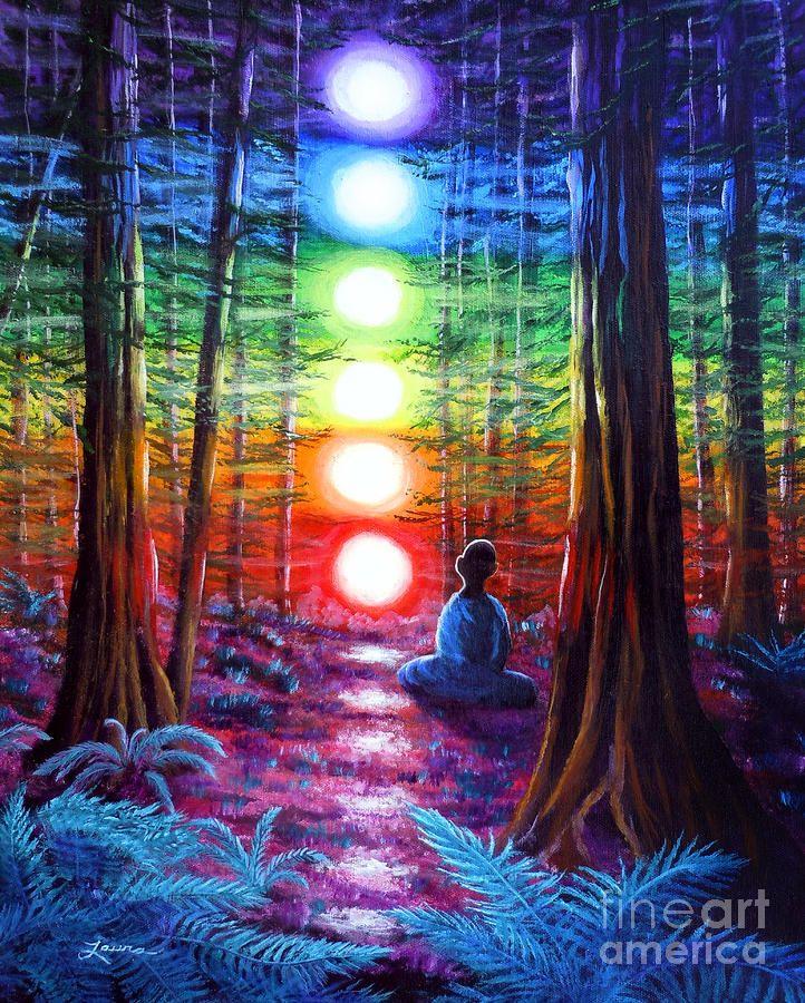 Calma, Chakras, Espiritualidad, Balance