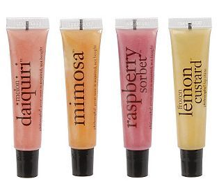 Philosophy Lip Gloss.  Delicious.