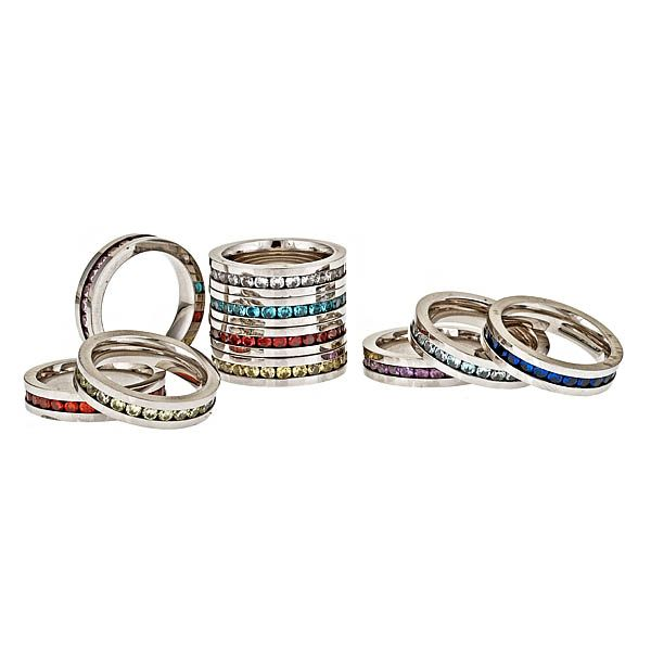 stackable mother's ring