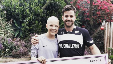 Honoring Diem Brown: Johnny Bananas Gave A Very Special Gift To This Inspiring 13-Year-Old - MTV