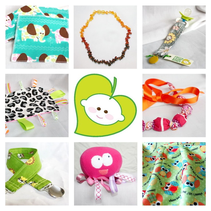 Teetoo: Green Leaf Baby Giveaway.  Enter to win a $20 store credit for the Green Leaf Baby shop!