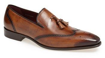 Mezlan 'Divo II' Tassel Loafer on shopstyle.com