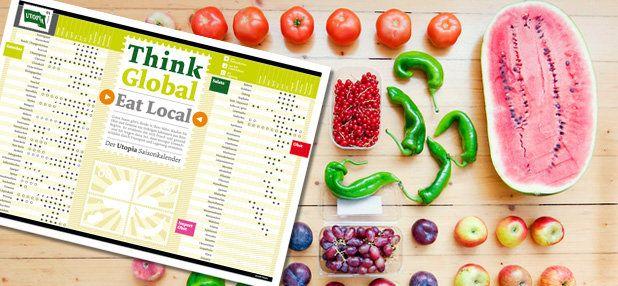 Welches Gemüse Zu Welcher Jahreszeit : die besten 25 saisonkalender obst gem se ideen auf pinterest saisonkalender gem se ~ Whattoseeinmadrid.com Haus und Dekorationen