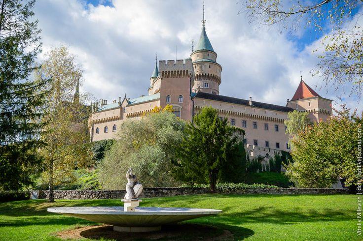 Бойнице – самый романтичный замок Словакии / Репортажи / Моя Планета