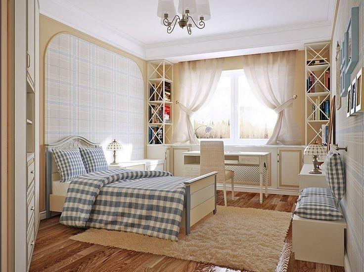 """Детская комната для мальчика в стиле """"Прованс"""""""