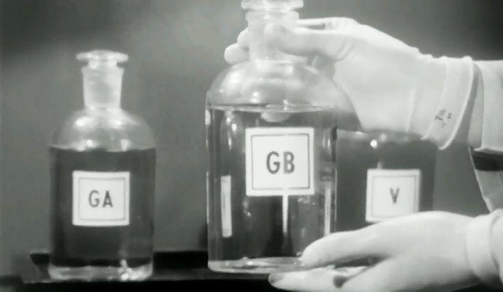 Chemical Warfare: Nerve Agents 1964 US Army Training Film https://www.youtube.com/watch?v=vsfUEgoFA6o #CBW #chemistry #chemicalwarfare
