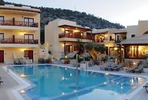 Partir pas cher à Heraklion pour un séjour au Club Aquatour Cactus Beach prix promo Thomas Cook à partir de 599,00 € TTC