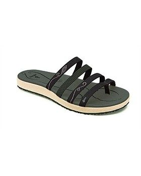 The Iris II Sandals from Ahnu feature a hidden toe post and gore detail to keep your foot secured, and an ergonomic dual-density EVA footbed lined with pigskin for a soft touch and lightweight comfort. Made from soft, nubuck leather and supple suede straps with a rubber toe protector, this chic slide complements your versatile style effortlessly. Buy now http://www.outsidesports.co.nz/brands/ahnu/CNAL2551/Ahnu-Iris-II-Sandals---Women's.html#.VkJU7L8RZp8