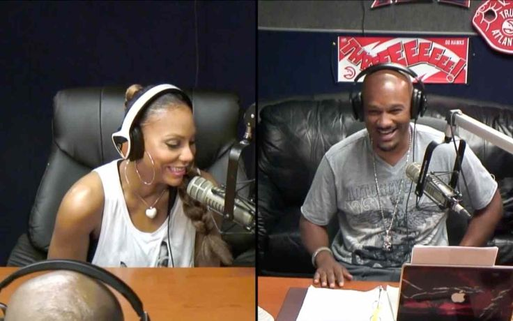 """Here's Why Tamar Braxton is """"Calling All Lovers"""" - Big Tigger Show"""