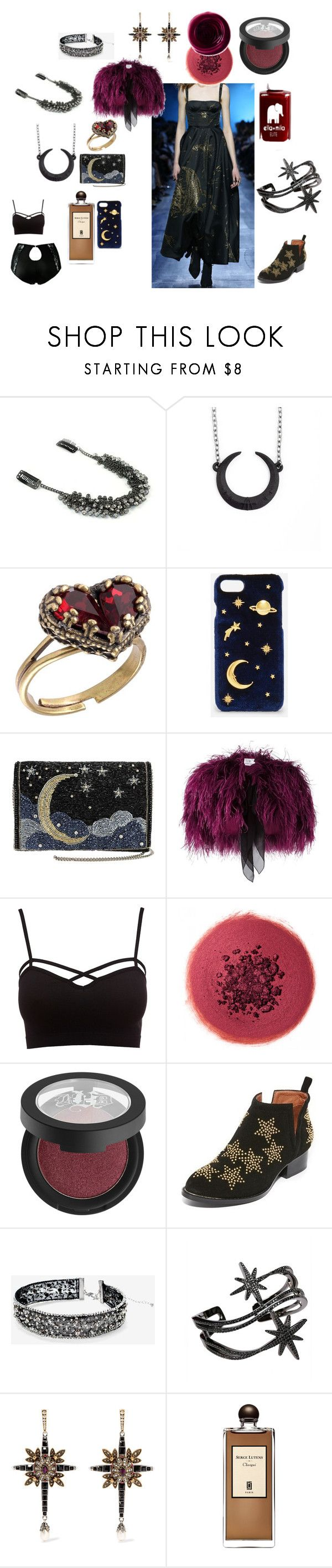 """""""J'aDior"""" by martianspygirl ❤ liked on Polyvore featuring Michal Negrin, CHARLES & KEITH, Daizy Shely, Charlotte Russe, Kat Von D, Jeffrey Campbell, White House Black Market, APM Monaco, Alexander McQueen and Serge Lutens"""