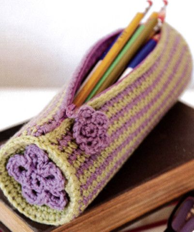Picture of Cute Crocheted Bags