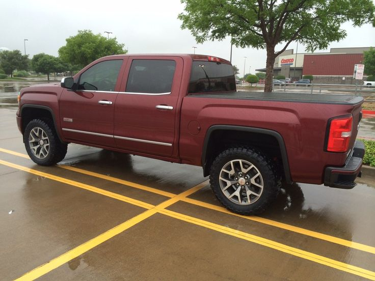 Rims For Chevy Silverado 1500 >> Page 2 of 6 - leveling kit do or don't? - posted in 2014 / 2015 / 2016 Silverado & Sierra Ac ...