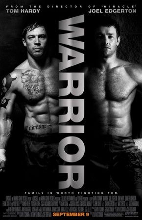 """Warrior"" - Love a good sports movie!"