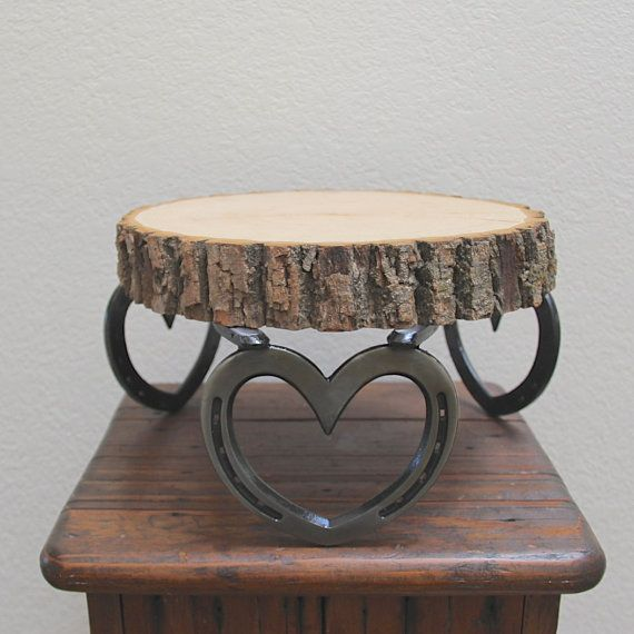 Hey, I found this really awesome Etsy listing at https://www.etsy.com/listing/182583490/rustic-wedding-cake-stand-sturdy-rustic
