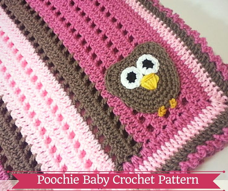 Free Crochet Patterns For Receiving Blankets : 2201 best images about Poochie Baby Crochet on Pinterest ...