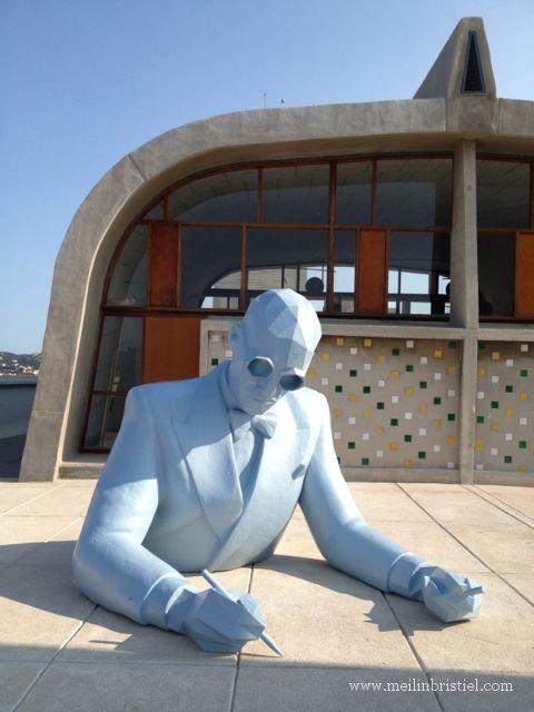 Xavier Veilhan @ MaMo, Cité radieuse, Marseille