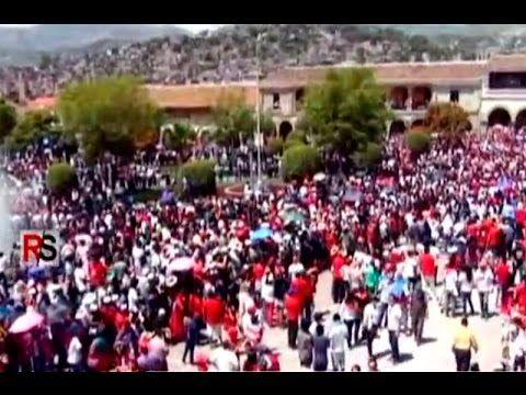 Semana Santa en Ayacucho: Más de 10 mil turistas llegaron a Huamanga - YouTube