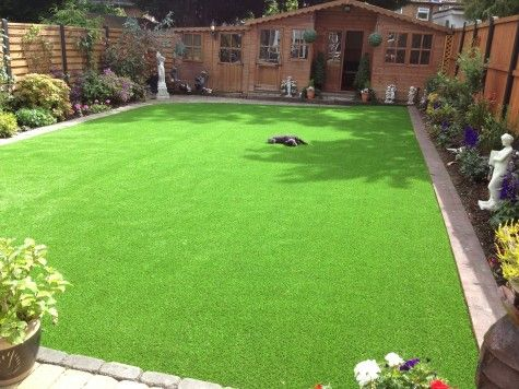 Astro Turf Presentable at all times