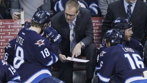 Winnipeg Jets Coach Paul Maurice Gets 4-Year Extension