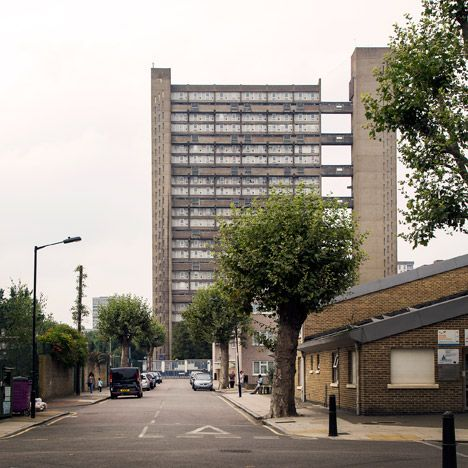 As the precursor to the larger and more famous Trellick Tower, Ernö Goldfinger's 27-storey Balfron Tower in east London was a testbed for the architect's utopian housing ideals