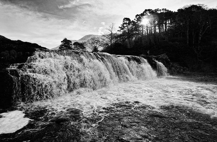 The Aasleigh Falls by Aoife Herriott on ArtClick.ie Photos of Ireland