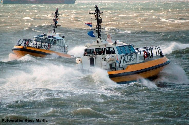 Loodsenboot Vlissingen (Fotografie Kees Marijs)
