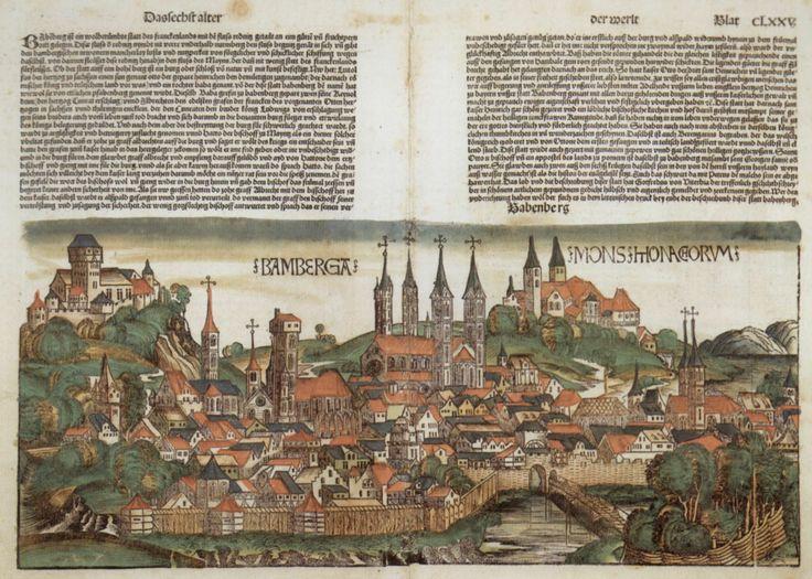 1493 katzheimer, Bamberg