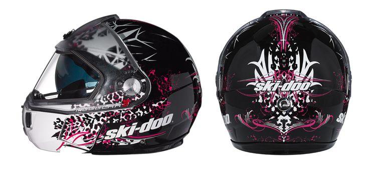 Ski-Doo Women Modular3 graphic design