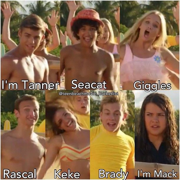.@teenbeachmovie_bucketlist (Teen Beach Movie) 's Instagram photos | Webstagram - the best Instagram viewer