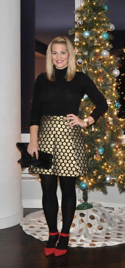 20 Party Outfit Ideen für Weihnachten für Frauen