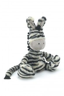 Jelly Cat Bashful Zebra #baby #toys #zebra