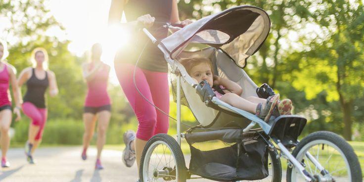 Os 3 exercícios que toda mãe deve fazer após uma gravidez - Dietas & Metas