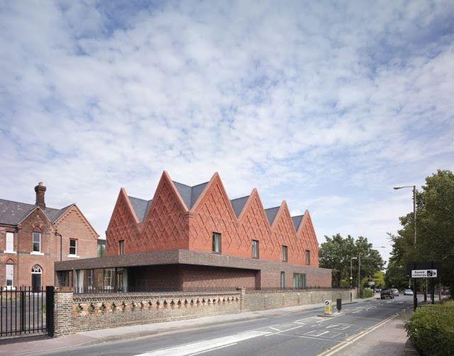 Cottrell & Vermeulen Architecture > Brentwood School Study Centre and Auditorium