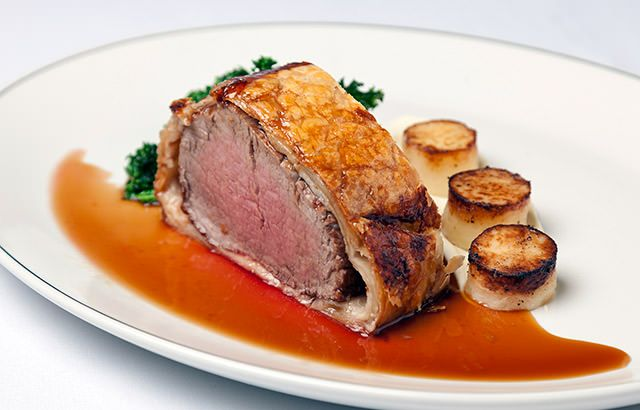 Try Graham Campbell's phenomenal beef Wellington recipe to prepare a dish worthy of a big occasion.
