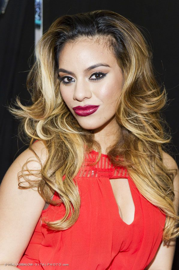 Dinah-Jane Hansen (Fifth Harmony) – Photographed by VITAL AGIBALOW for RED FOR WOMEN – RED DRESS FALL WINTER 2015 COLLECTIONS MERCEDES-BENZ FASHION WEEK in New York   http://www.vitalagibalow.com