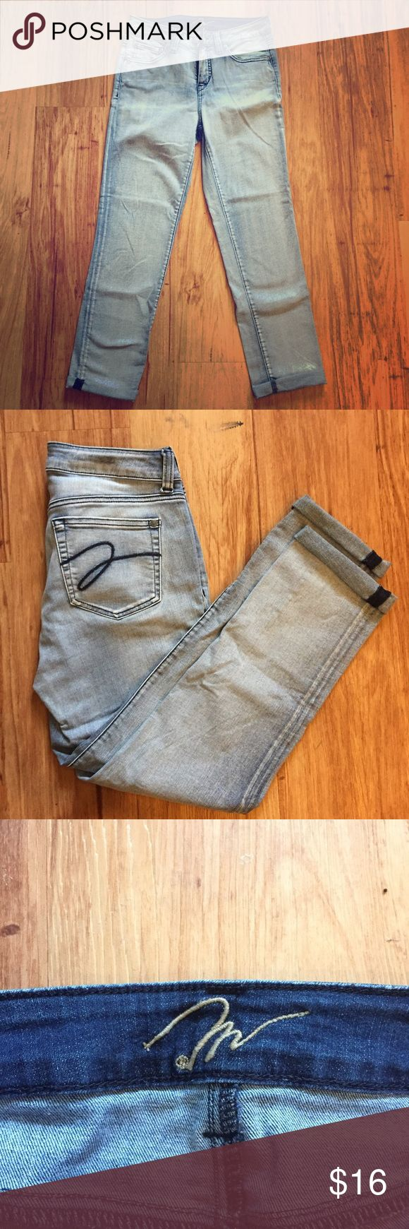 Light Wash Miraclebody Jeans Love these jeans!!! Only worn a few times. They look super cute rolled up with some ankle booties. 😊 Nordstrom Jeans Skinny