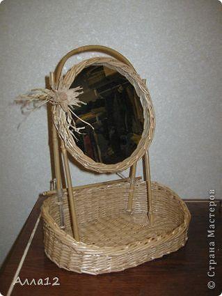 Поделка изделие Лепка Плетение Всякая всячина Бумага газетная Картон Материал бросовый Шпагат фото 1